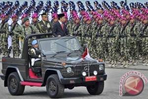 TNI Jaga Kedaulatan Dukung Pembangunan