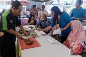 Tim Gabungan Tertibkan Stan Kuliner PKB Ilegal