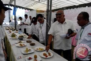 """Kompetisi Kuliner """"Lawar Kreasi"""" di NDF"""