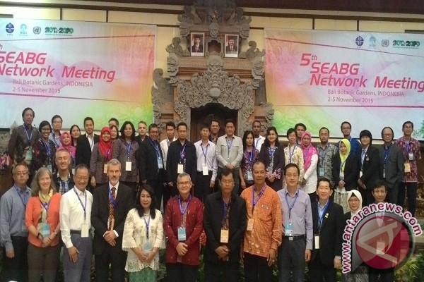 LIPI Gelar Pertemuan Kebun Raya Se-Asia Tenggara