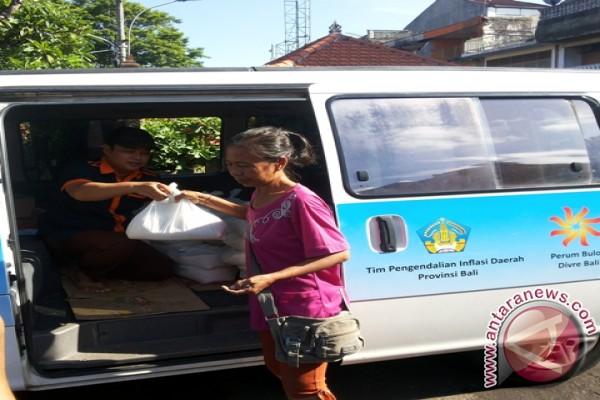 Pemkab Badung-Bulog lakukan operasi pasar beras