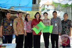 Tim PKK Provinsi Bali Belajar Olah Sampah