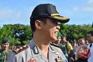 Polisi Siaga Jaga Keamanan Objek Wisata Buleleng