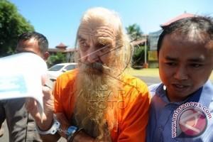 Polda Bali Tangkap WN Australia Terlibat Pedofilia