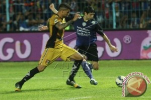 Arema Gagal ke Final Piala Jenderal Sudirman