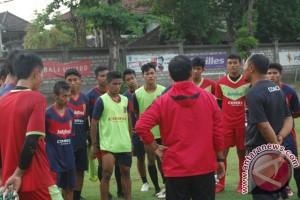 Bali United B Latihan Bersama Tim Senior