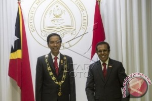 President Jokowi To Receive Highest Medal Of Honor From Timor-Leste