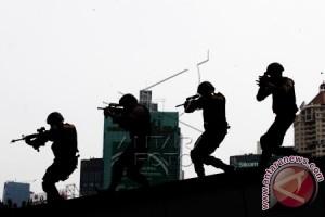 Pelatihan Penanganan Teror Bom