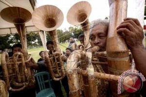 Klarinet Bambu