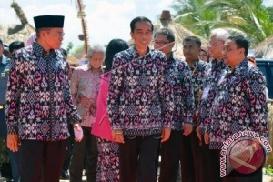 Presiden Jokowi Hadiri HPN 2016 di Lombok