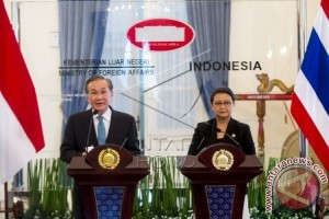 Indonesia, Thailand Committed to Increasing Trade