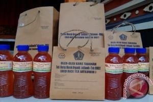 Beras Merah Jadi Ikon Kabupaten Tabanan