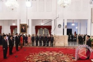 Presiden Lantik Pimpinan BPJS Ketenagakerjaan dan Kesehatan