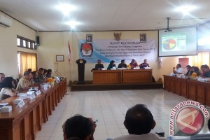 KPU Gelar Rapat Persiapan Anggaran Pilkada Bali