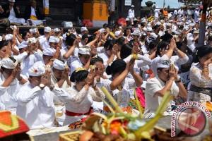 Puri Agung Karangasem Terima Kepemimpinan PCSN 2017-2018