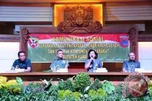 Karangasem Gelar Sosialisasi Bangkitkan Ekonomi Kreatif