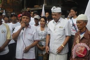 Sukrawan-Dharma Wijaya Maju Pilkada Buleleng 2017 Jalur Independen