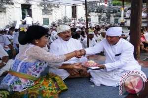 Pemkab Karangasem Gelar Upacara Ritual Nangluk Merana
