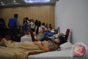 71 Karyawan Hotel Istana Rama  Donor Darah