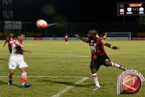 Persija, Persipura Share 1-1 Score at ISC Tournament