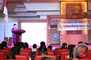 Bupati Mas Sumatri Buka Kompetisi Sains Terpadu