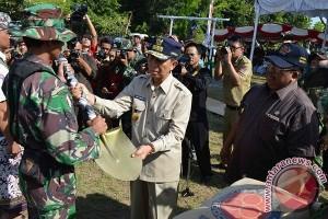 Gubernur Pastika Buka TMMD di Gerokgak Buleleng