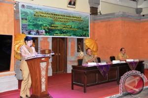 Sosialisasi Pembiayaan Pembangunan Hutan