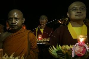 Tokoh Buddha Ingatkan Cinta Kasih Jaga Toleransi