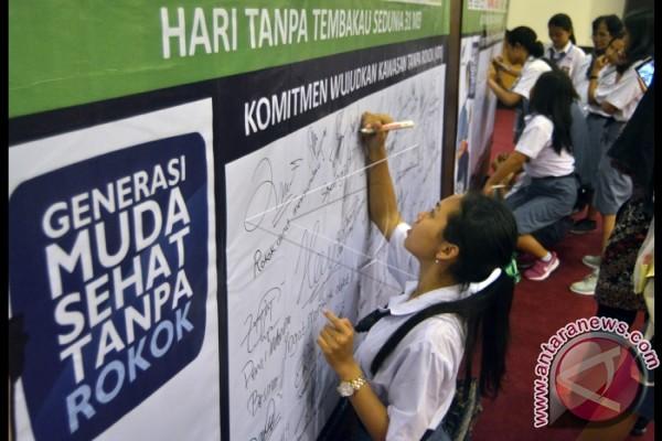 "Dinkes Bali: remaja jangan ""terjerat"" rokok"