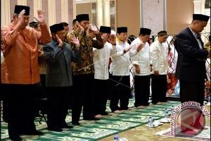 Presiden Hadiri Acara Buka Bersama Keluarga Bakrie