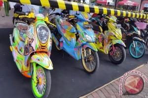 Astra Motor Gelar Kontes Modifikasi Di Bali