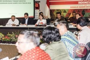 Rakor Penyelenggaraan Asian Games