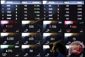 IHSG BEI Melemah Menjadi 4.895 Poin