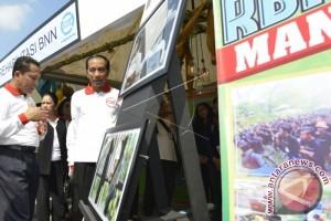 Presiden Perintahkan Kejar, Tangkap dan Hajar Bandar Narkoba