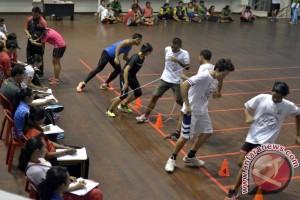 Uji Fisik Atlet Bali