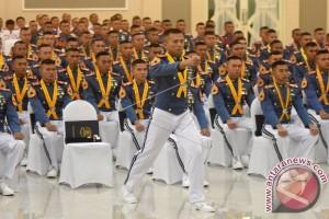 Wisuda Sarjana Taruna AAL Angkatan 61