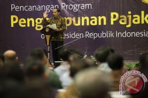Presiden Jokowi Canangkan Program Pengampunan Pajak