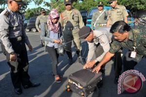 Pemkot Sidak Penduduk Pendatang Di Terminal Ubung