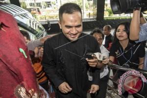 KPK Panggil Saipul Jamil Terkait Suap Panitera