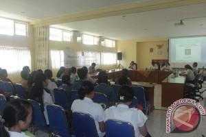 Kemenkum Bali Gelar Sosialisasi HAM Di Gianyar