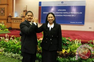 Causa Iman Karana Pimpin Bank Indonesia Bali