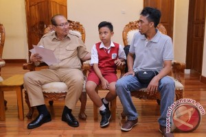 Sastra  Murid SD Wakili Indonesia Di Jepang