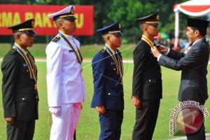 Presiden Hadiri Praspa TNI-Polri