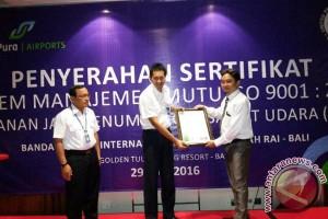 Bandara Bali Raih Sertifikasi Internasional Pelayanan Penumpang