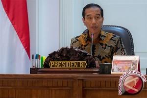 Presiden Kunjungan Kerja ke NTT dan NTB
