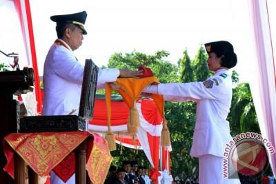 Gubernur Bali Maknai Kemerdekaan Dengan Kerja Keras