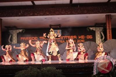 Bali Raih Juara Umum Parade Tari Nusantara