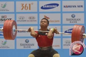 Triyatno Gagal Pertahankan Medali Olimpiade