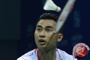 Andalan Indonesia Tommy Sugiarto Tersingkir