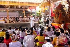 "Wagub Bali Imbau Masyarakat Kedepankan ""Menyama-braya"""
